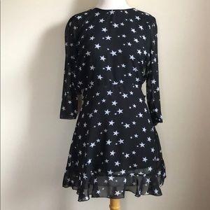Nasty Gal Star Mini Dress
